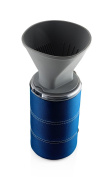 Gsi Java Drip Coffee Pot With Filter Blue
