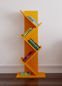ROOT Bookcase - Book Shelf - Free Standing Shelving Unit - Catalogue and Brochure Stand in modern design