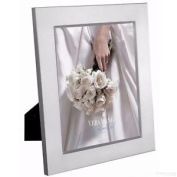 Wedgwood Vera Wang Silver Photo Frame 20cm By 25cm