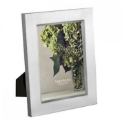 Wedgwood Vera Wang Silver Photo Frame 12.5cm By 17.5cm