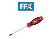 Draper Redline 68011 Pz Type Soft-grip Screwdrivers No1