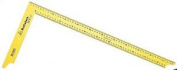 Hultafors 637800cm tmv 200cm Carpenter's Square - Yellow