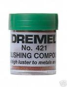For Dremel 421 Rotary Multi Tool Metal / Plastic Polishing Compound