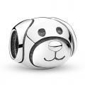 Devoted Dog 925 Sterling Silver Bead Fits Pandora Charm Bracelet