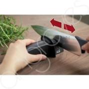 Kitchen Devils Lifestyle Rollsharp Knife Sharpener Cutting Edge Safety Handle
