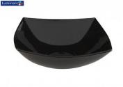 Luminarc 14cm Quadrato Square Bowl In Black Serving Utensils Kitchen New