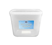 """""""royle Home"""" 2 Litre Clear Plastic Food Storage Container Box"""