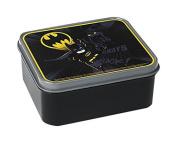 Lego Batman Lunch Box, Food Container - Black