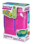 Sistema Snack Pack - Assorted Colours
