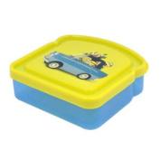 Minions Sandwich Box Despicable Me Dave Car Plastic School Gru Airtight Kids