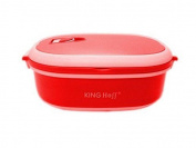 Salat Soup Food Lunch Box Food Container Insulated Lunchbox Red