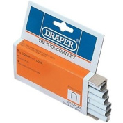 10mm Cable Staple(boxed 1000) - Draper Wiring Staples 13961 1000 X 6210