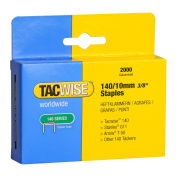 Tacwise Heavy Duty 140 Typestaples 10mm