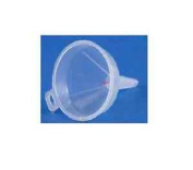 14cm Plastic Clear Funnel Kitchen Cookware Whitefurze