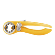 Savora Can Opener, Yellow/silver
