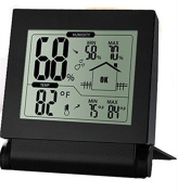 Habor Humidity Metre Digital Hygrometer Thermometer, Intelligent Humidity And