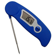 Food Thermometer Folding Probe Monitor Meat Temperatures With This Fast Response