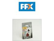 Black & Decker B/dx32432 Detail Sanding Sheets 80g X 5