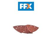 Black & Decker B/dx32482 X32482 Detail Sand Sheets Pack Of Ten Assorted