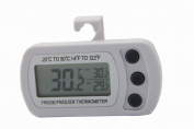 Topsundigital Lcd Waterproff Refrigerator Thermometer Digital Fridge Thermometer