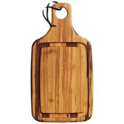 25 X 13 X 1cm Small Master Class Crushed Rectangular Bamboo Paddle Board -