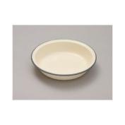 Rnd Pie Dish Country Cream 22cm 546522