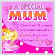 A Special Mum Sentimental Fridge Magnet - Christmas, Birthday