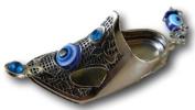 Nazar Turkish Evil Eye Home Fridge Magnet House Charm Blue Lucky Slipper