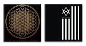 Bring Me The Horizon 2 X Fridge Magnet Sempiternal New Official 2 X Set