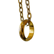 Lord of the Rings Collection | The One Ring of Power Necklace | LOTR collection | Hobbit fans