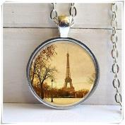 Paris Art Pendant
