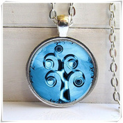 Whimsical Tree Necklace