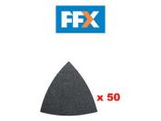 Fein 63717121013 Stone Sanding Sheet Unperforated 80 Grit X 50