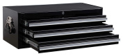 Hilka Professional 3 Drawer Add On Chest - Black -from The Argos Shop On