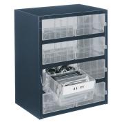 B#raaco Cabinet 250/8-2 With 8 Drawers 137584 Metal Tools Storage Box Organiser