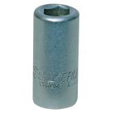 Silverline Mechanics Garage Diy Tool Chrome Vanadium Screwdriver Bit Holder