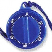 Eddingtons Roundel Timer With Neck Cord And Magnet