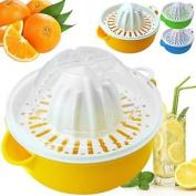 Citrus Fruit Juicer Kitchen Lime Orange Lemon Squeezer Fruit Press Lid New Uk