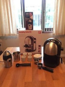 Morphy Richards 172004 Espresso Coffee Maker Machine Cappuccino Frother