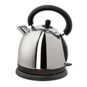 Fast Boiling Express 1.8 Litre Stainless Steel Kettle Cordless With 360° Swivel