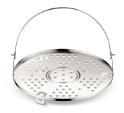 Lagostina Pressure Cooker Grill Accessory, Stainless Steel, 22 Cm Diameter, For
