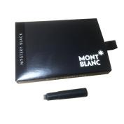 Mont Blanc cartridge ink (NEW)Ink Cartridges 8 Motoiri (one) Europe model re-feel