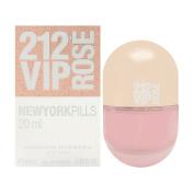 212 VIP Rose by Carolina Herrera for Women 20ml Eau de Parfum Spray