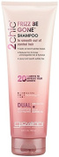 Giovanni 2chic Frizz Be Gone Shea Butter & Sweet Almond Oil Shampoo, 250ml