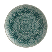 Maxwell & Williams Talisman Plate Sage 18.5cm