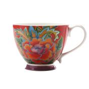 Maxwell & Williams Hanoi Mug Flower Peony Red 400ML