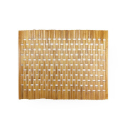 Kitchenworx Placemat Natural Link Bamboo 30x40cm