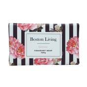 Boston Living Jasmine Scented Soap Floral 150g