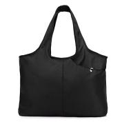 Junmar Everywhere Bag/Shoulder/Crossbody Bag in Brown Java w/Leaf Interior mami bags