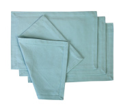 Didi's Kitchen Teal Cotton Placemats 4/pack